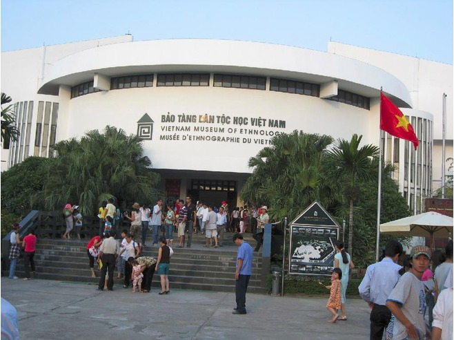 The_main_Museum_of_Ethnology_buliding_Hanoi
