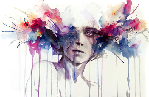 modern-art-watercolor-portrait-color-brains-head-exploding-drip-dribble-splatter-splash-ink-spill-painting_large