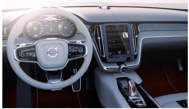 Carplay in Volvo