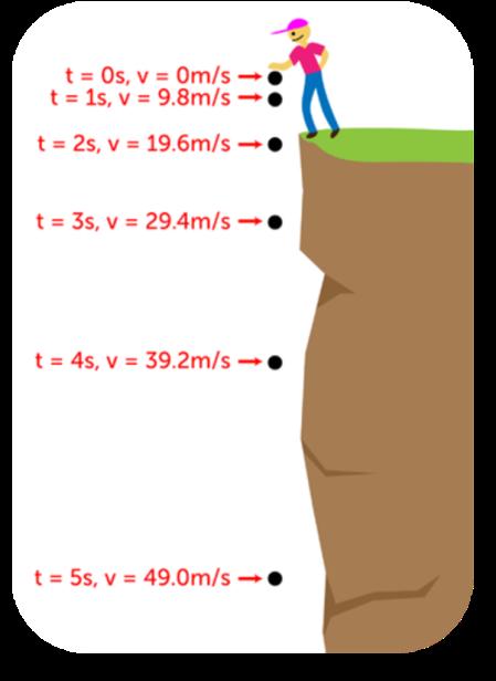 acceleration-gravity