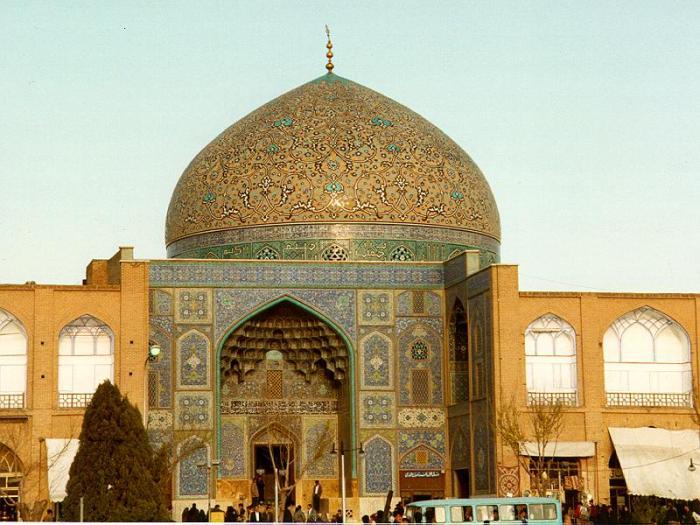 iran-Masjidlutfallah