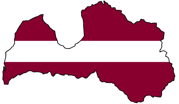 Latvia_flag_map