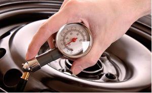 tyre p gauge